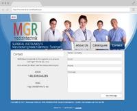MGR Medizintechnik Chirurgische Instrumente
