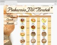 Bakery Bydgoszcz - Bakery offer, price list