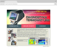 Thermal Imaging - Research, Measurement - Bydgoszcz