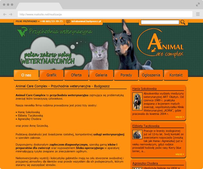 Animal Care Complex