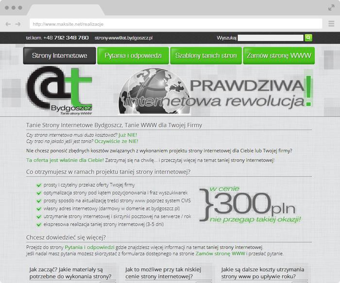 Special Website Templates offer