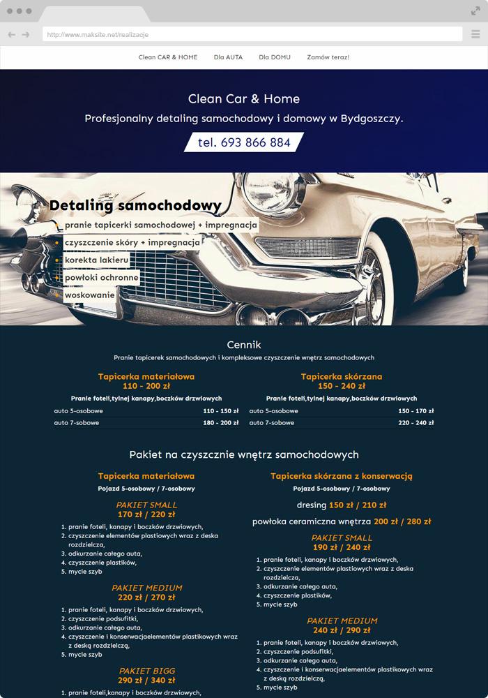 Clean Car & Home