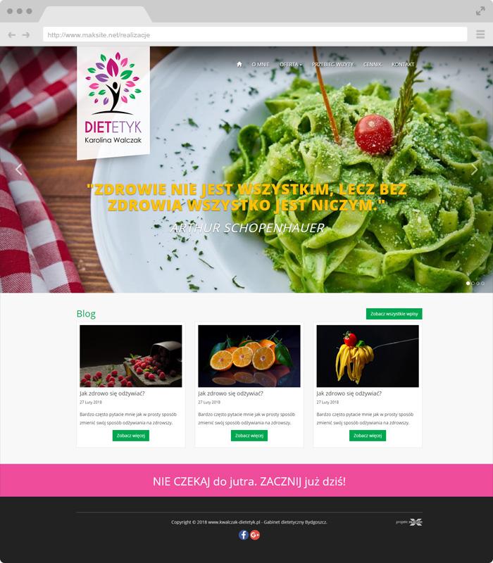 Dietary cabinet Bydgoszcz
