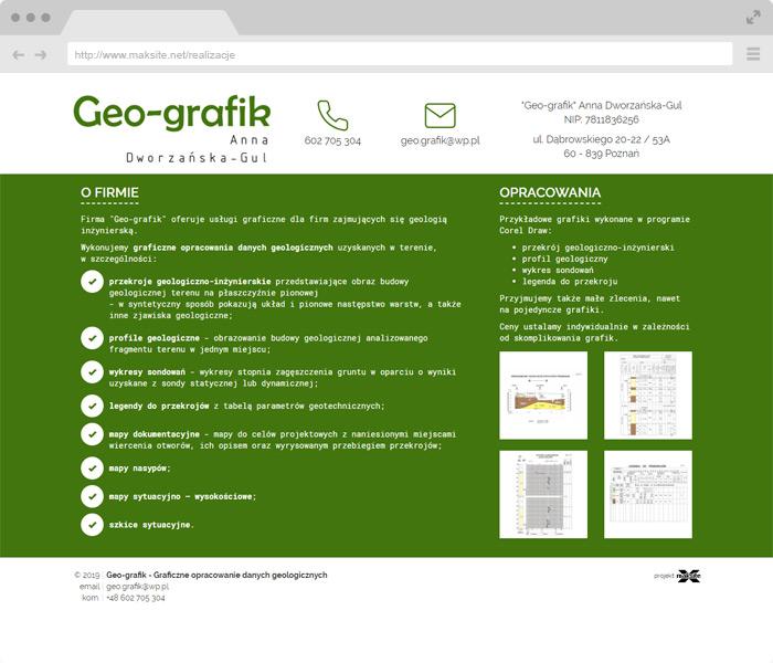 Geo-grafik