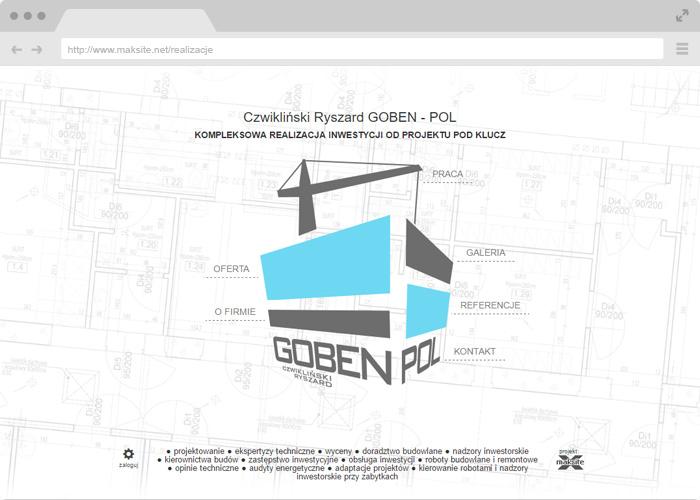 GOBEN - POL Realization of Investments Bydgoszcz