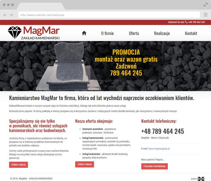 MagMar - STEINBETT