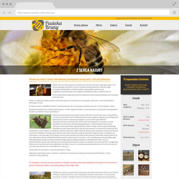 Bienenhaus von Bruny