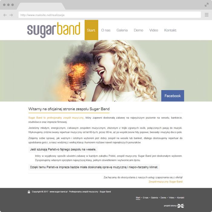 Sugar Band - band
