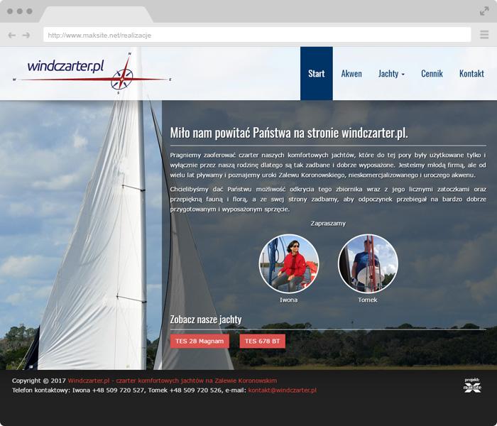 Windczarter - Yacht charter